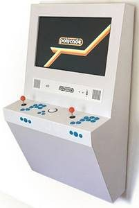Image of Polycade full size arcade interface for your home
