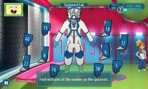 Image of Image of S.M.A.R.T. Adventures Mission Math screen shot 2