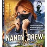 Image of Nancy Drew: The Silent Spy box shot