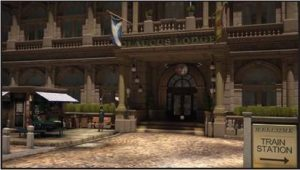 Image of Nancy Drew: The Silent Spy screen shot 1