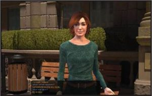 Image of Nancy Drew: The Silent Spy screen shot 3