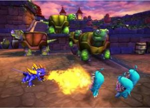 Image of Skylanders: Spyro's Adventure screen shot 1