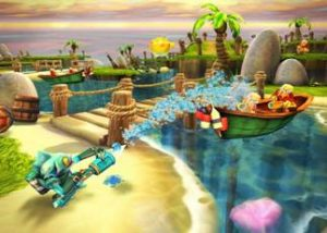 Image of Skylanders: Spyro's Adventure screen shot 2