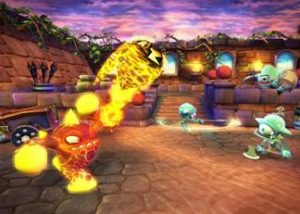Image of Skylanders: Spyro's Adventure screen shot 3
