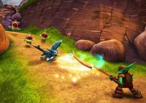 Image of Skylanders: Spyro's Adventure screen shot 4