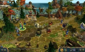 Image of King's Bounty: Warriors of the North screen shot 3