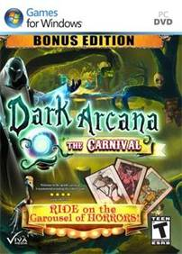 Image of Dark Arcana: The Carnival box shot