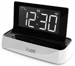 Image of ivee Digit alarm clock
