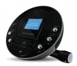 Image of EAKAR535 Portable Karaoke Player