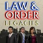 Image of Law & Order: Legacies logo