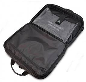 Image of open Mobile Edge Laptop Bag