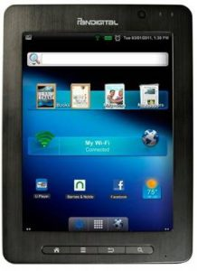 Image of Pandigital SuperNova Android Tablet