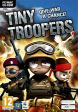 Image of Tiny Troopers product box
