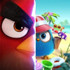 Angry Birds Evolution and Angry Birds Match