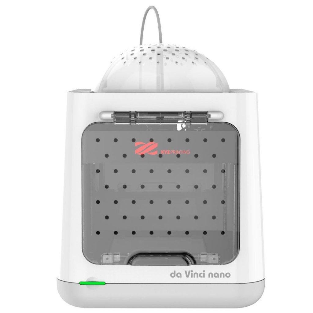 Image of XYZprinting da Vinci Nano 3D Printer in White