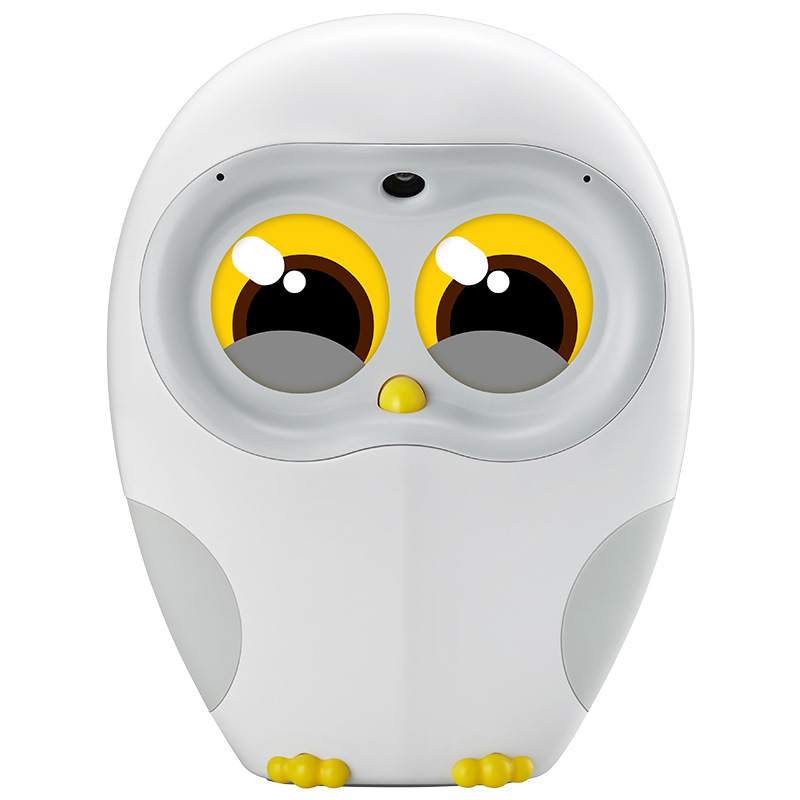 Image of Luka the Reading Robot Owl from Ling Technology