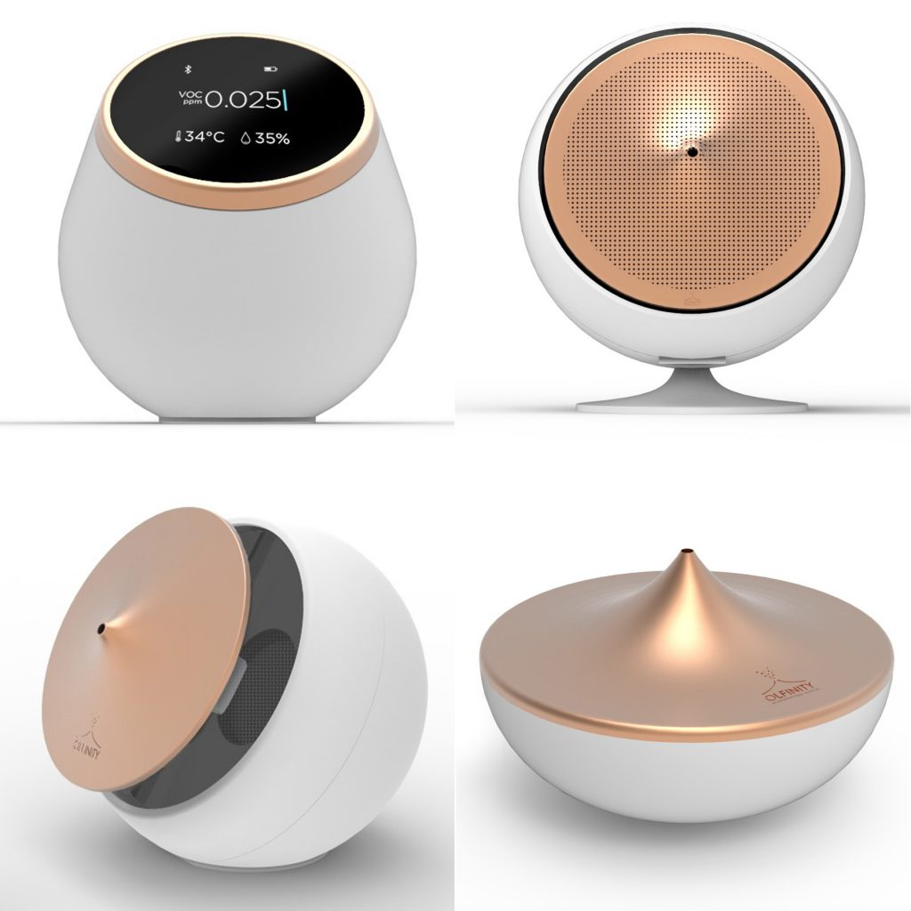 Image of Olfinity Air Purifying System