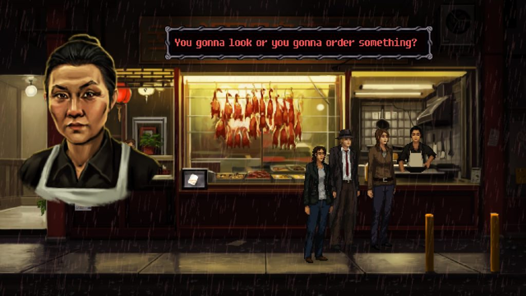Unavowed Female Lead Chinatown Conversation