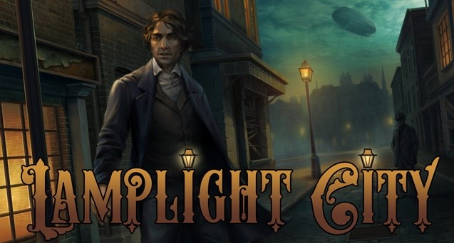 Lamplight City Title Screen