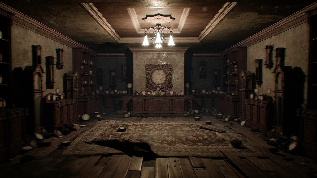 The Conjuring House Dining Room
