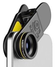 Black Eye Macro G$ Mobile Phone Camera Lens