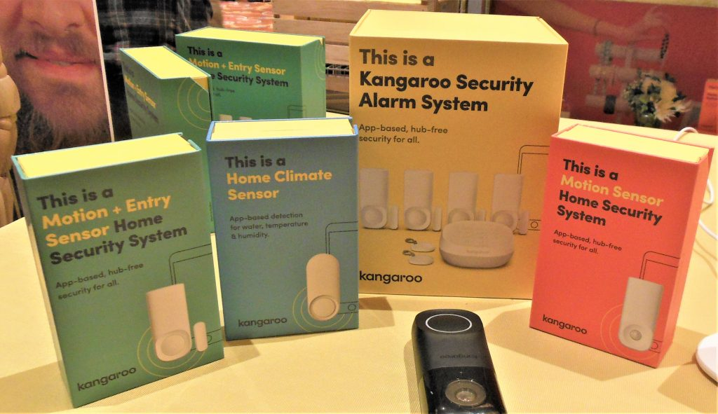 Kangaroo Suite of Home Security Products