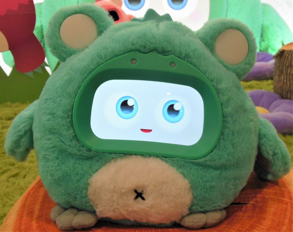 Woobo Connected Furry Monster Pet