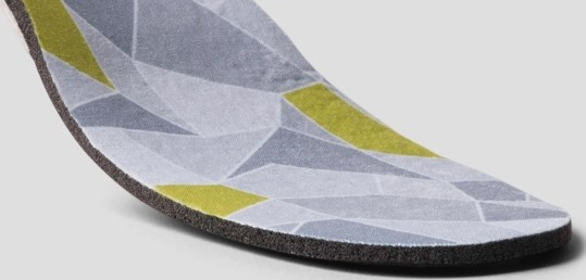Dr. Scholl's Custom Contour 3D Printed Insoles Flexible Foam