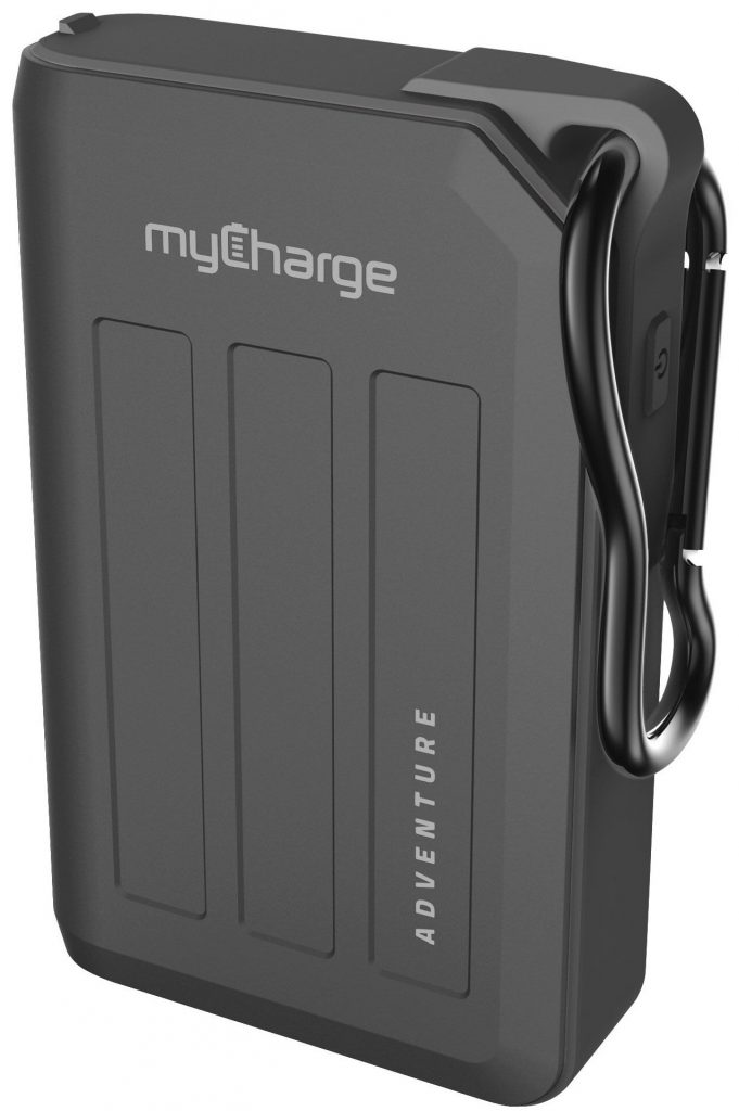 myCharge Adventure H2) Max Portable Power Bank
