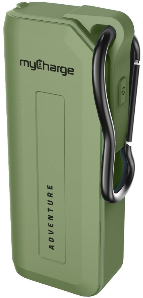 myCharge Adventure H2O Mini Portable Power Bank
