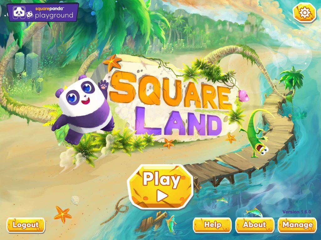 Square Panda SquareLand