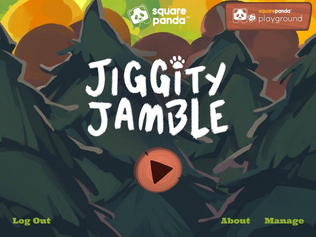 Square Panda Jiggity Jamble