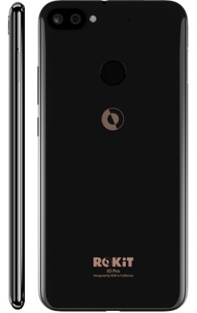 ROKiT IO 3D Pro Back and Side View
