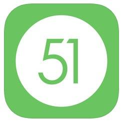 Checkout 51 App Logo