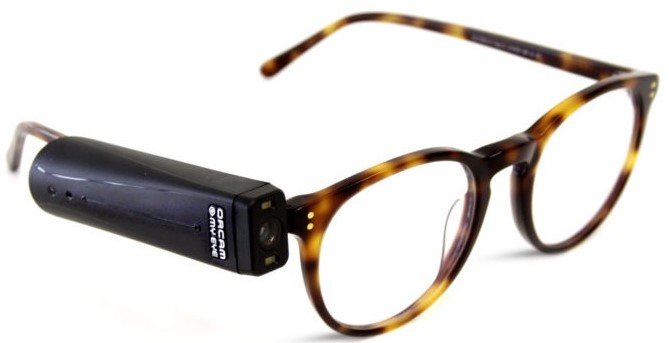 OrCam MyEye 2 Text Reader for the Visually Impaired