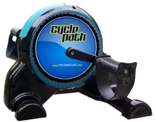 CyclePath Stationary Bluetooth Pedaling Peripheral