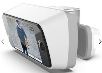 BodyGuardz Over-Door Camera