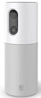 BodyGuardz Portable 360 Degree Security Camera