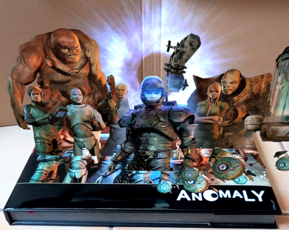 Anomaly Cover AR