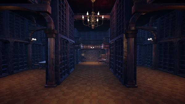 Seven Doors Library Screenshot