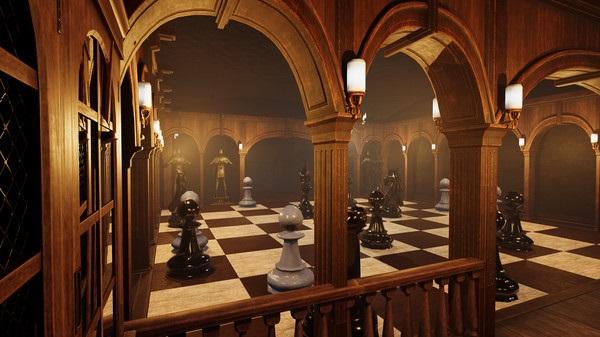 Seven Doors Chessboard Screenshot