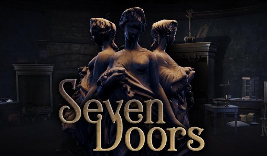 Seven Doors Title Screenshot