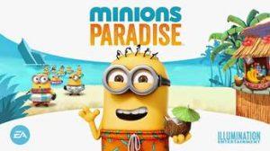 Image of Minions Paradise product logo
