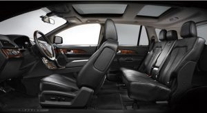 Image of passenger climate control, and heated seats