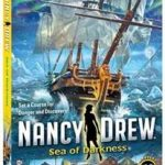 Image of Nancy Drew: Sea of Darkness game box