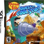 Image of Phineas and Ferb: Quest for Cool Stuff box shot