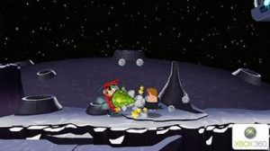 Image of Phineas and Ferb: Quest for Cool Stuff screen shot 4