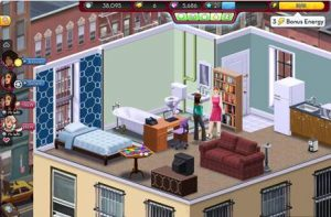 Image of Disney City Girl screen shot 2