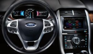 Image of adaptive cruise control