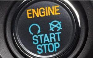 Image of push-button starter